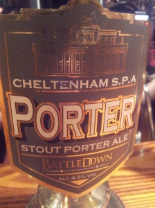 Porter Stout Porter Ale - for those that aren't sure what to choose.