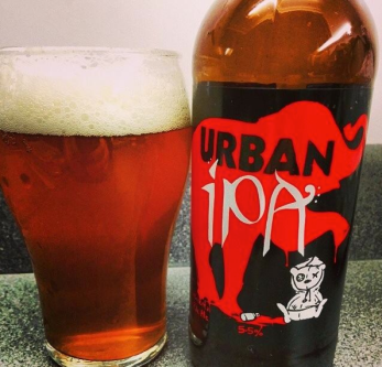Tiny Rebel's Urban IPA again from @ukkevin. Cheers mate :)