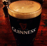 Traditional Guinness from Gibbs!