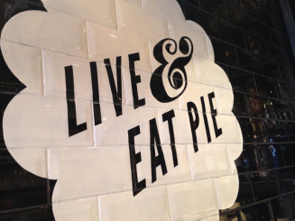 Live and eat pie