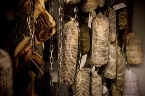 All their meat are pretty well hung (Pic attributed to Trealy Farm)
