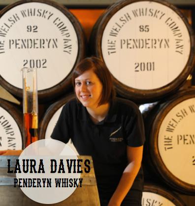 Laura Davies Penderyn Whiksy