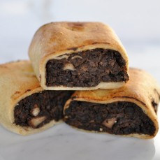 The Black Pudding sausage roll (Pic courtesy of LJH)