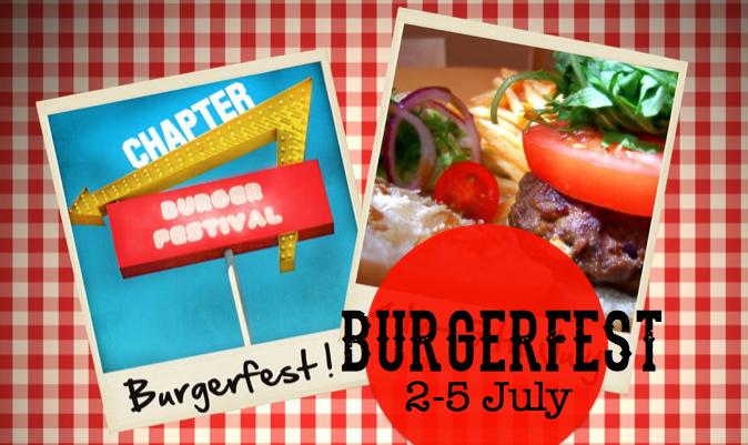Chapter burgerfest